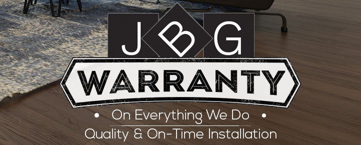 JBG Tile Warranty